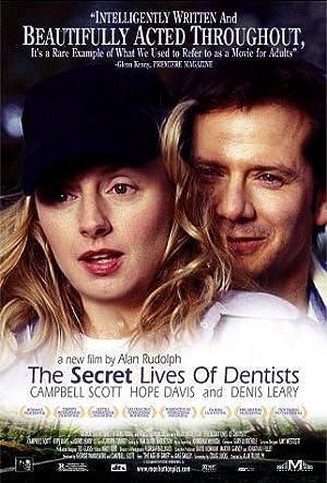 The Secret Lives of Dentists poster