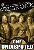 Image of WWF Vengeance