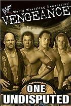 WWF Vengeance (2001) Poster