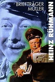 Briefträger Müller Poster
