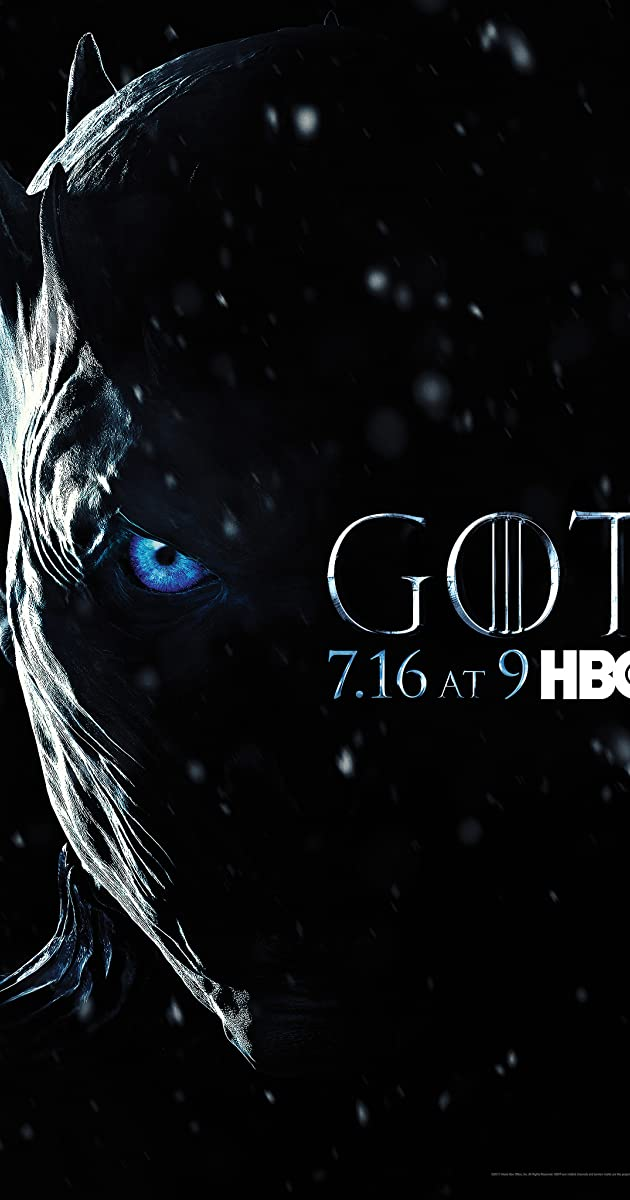 Sostų karai (7 sezonas) / Game of thrones (Season 7) (2017)
