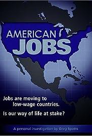American Jobs Poster
