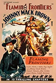 Flaming Frontiers Poster