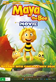 Maya the Bee Movie (2014) Poster - Movie Forum, Cast, Reviews