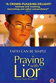 Praying with Lior Poster