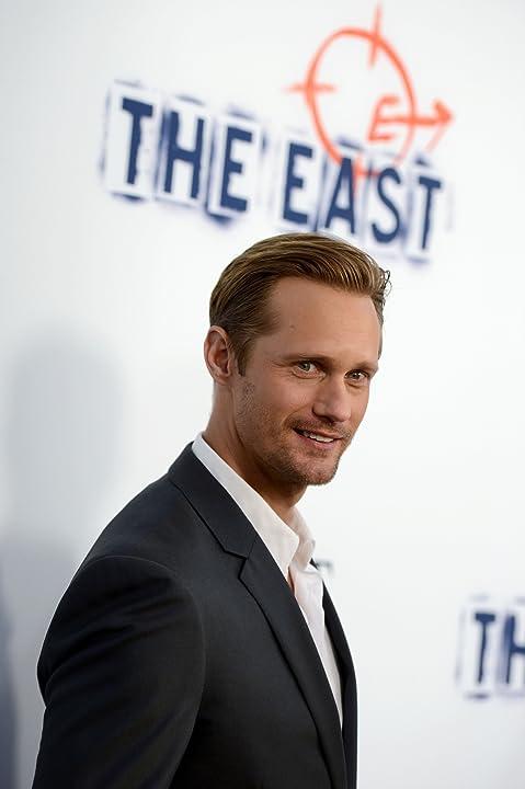 Alexander Skarsgård at an event for The East (2013)