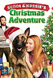Scoot & Kassie's Christmas Adventure Poster