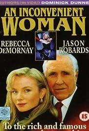 An Inconvenient Woman Poster - TV Show Forum, Cast, Reviews