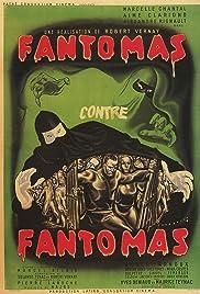 Fantômas contre Fantômas Poster