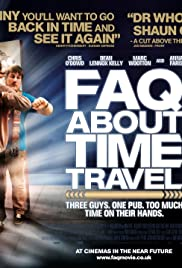 Frequently Asked Questions About Time Travel 2009 Poster