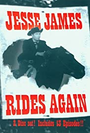 Jesse James Rides Again (1947) Poster - Movie Forum, Cast, Reviews