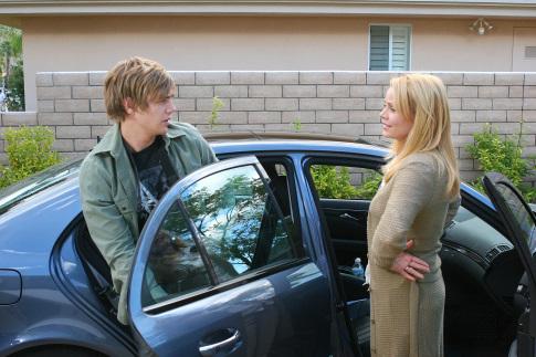 Taylor Handley and Gail O'Grady in Hidden Palms (2007)