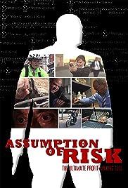 Assumption of Risk Poster