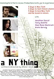Une aventure New-Yorkaise Poster