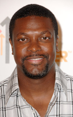 Chris Tucker at Stand Up to Cancer (2008)