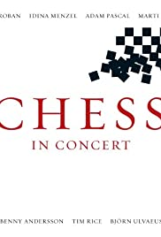 Chess in Concert Poster