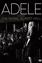 Image of Adele Live at the Royal Albert Hall