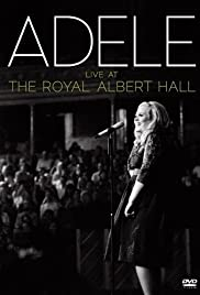 Adele Live at the Royal Albert Hall Poster