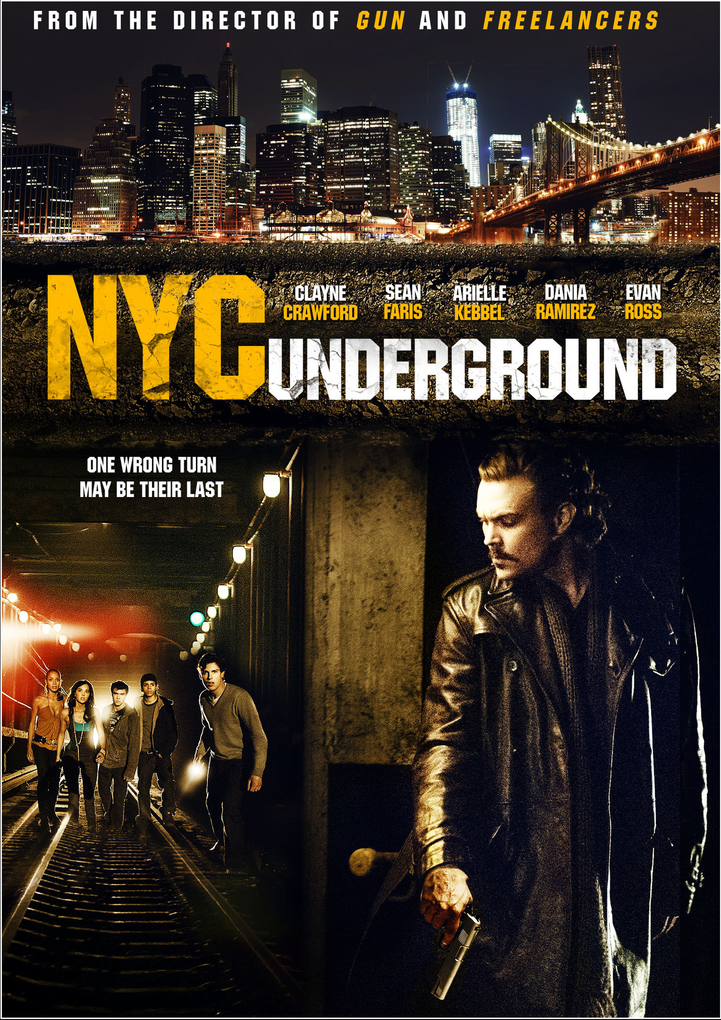 Image N.Y.C. Underground (2013) (V) Watch Full Movie Free Online