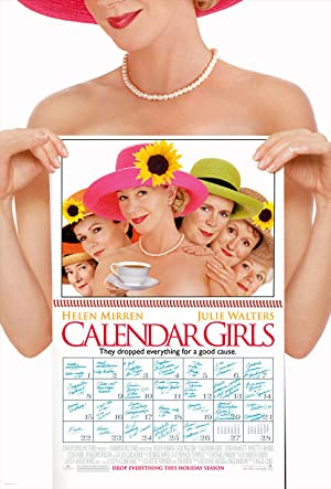 Calendar Girls (2003) Download on Vidmate