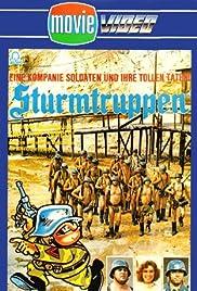 Sturmtruppen Poster
