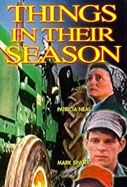 Things in Their Season Poster