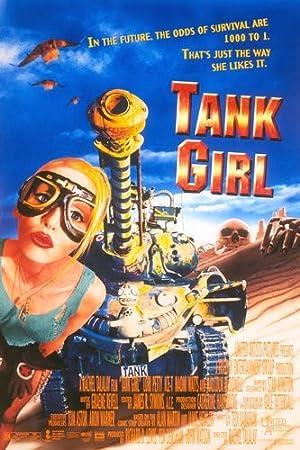 ver La Chica del Tanque