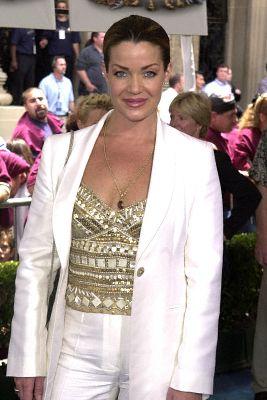 Claudia Christian at Atlantis: The Lost Empire (2001)