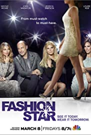 Fashion Star Poster - TV Show Forum, Cast, Reviews