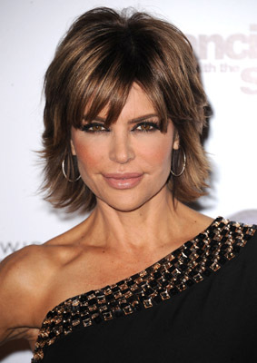 Lisa Rinna at Dancing with the Stars (2005)