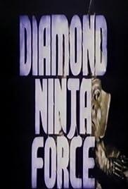 Diamond Ninja Force Poster