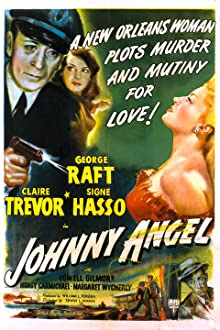 Poster Johnny Angel