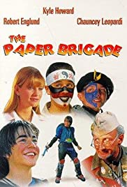 The Paper Brigade Poster