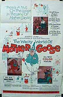 The Wacky World of Mother Goose (1967)
