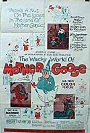 The Wacky World of Mother Goose Poster