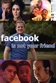 Facebook Is Not Your Friend Poster