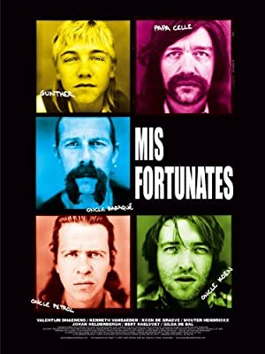 The Misfortunates poster
