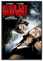 Never Cry Werewolf(2008)