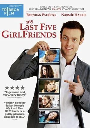 My Last Five Girlfriends Pelicula Poster