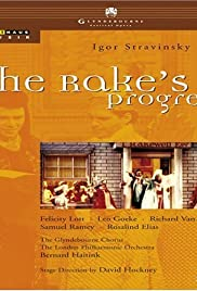 The Rake's Progress, a Fable Poster