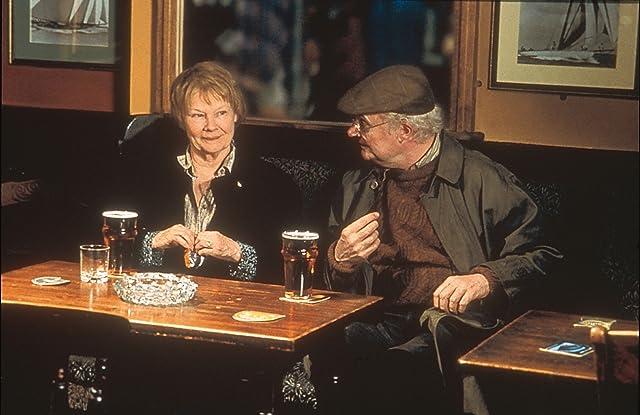 Jim Broadbent and Judi Dench in Iris (2001)