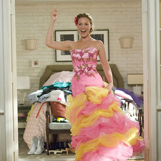 Katherine Heigl in 27 Dresses (2008)
