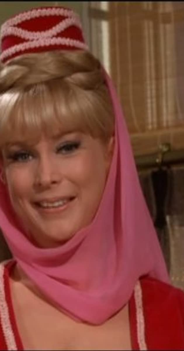 """I Dream of Jeannie"" There Goes the Best Genie I Ever Had ..."