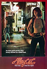 Alley Cat (1984) Poster - Movie Forum, Cast, Reviews