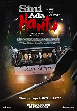 Sini Ada Hantu (2011)