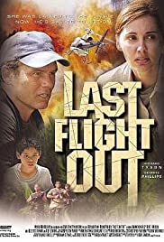 Last Flight Out Poster