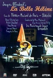 La belle Hélène Poster