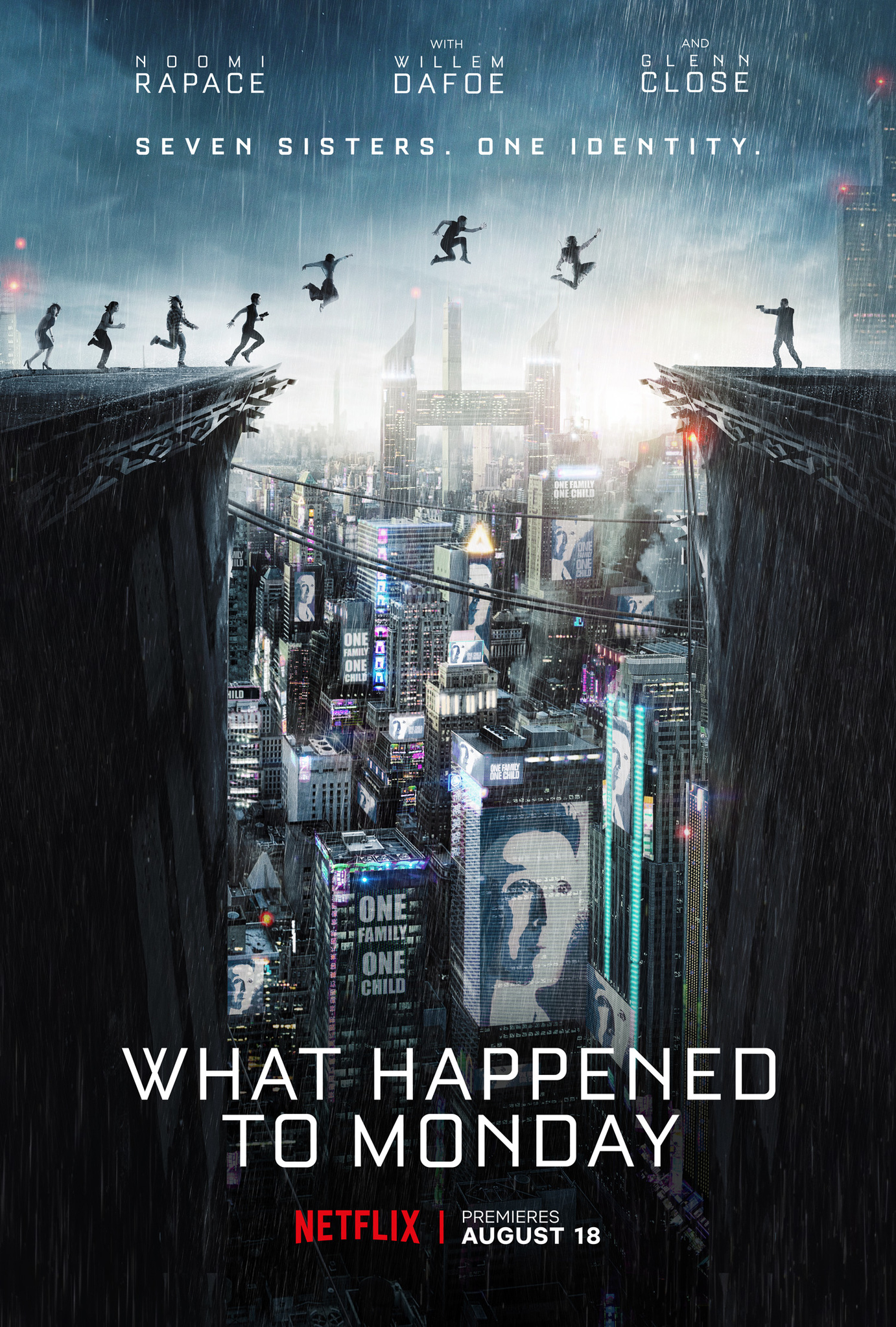 What Happened to Monday full movie streaming