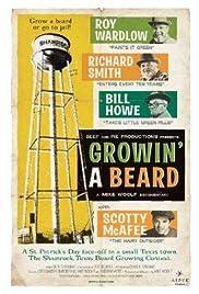 Growin' a Beard Poster
