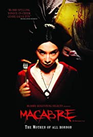Macabre (2009) Poster - Movie Forum, Cast, Reviews